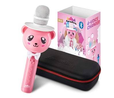 Product image of KaraoKing Karaoke Microphone