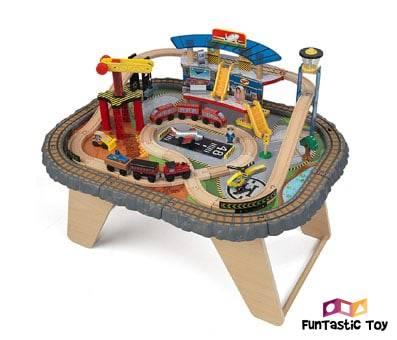 Product image of KidKraft 17564.0 Transportation Station
