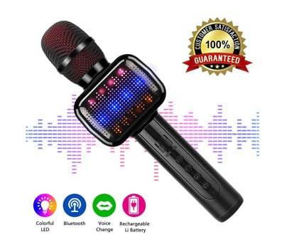 Product image of LEERON Microphone