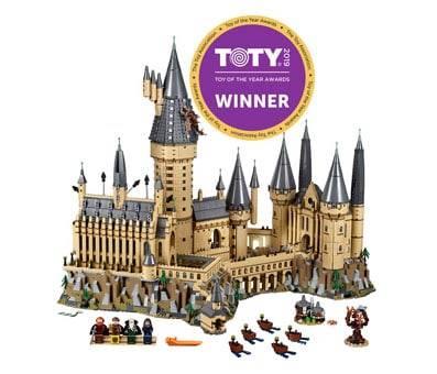 Product image of LEGO Harry Potter Hogwarts Castle 71043