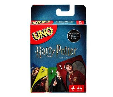 Product image of Mattel Games Uno Harry Potter