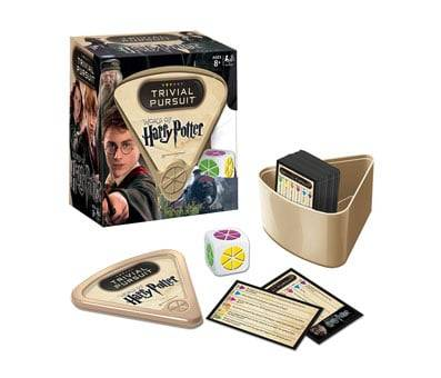Product image of TRIVIAL PURSUIT Harry Potter