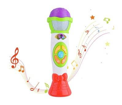 Product image of ThinkMax Kids Microphone Toy