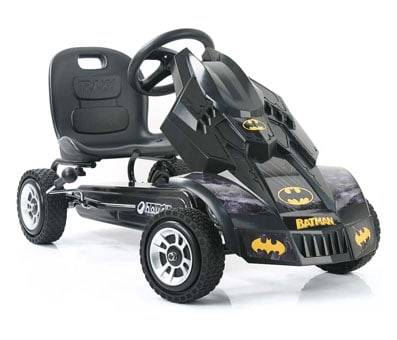 Product image of Hauck Batmobile Pedal Go Kart